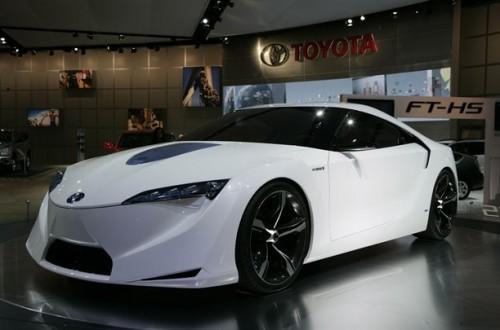Toyota выпустит усовершенствованные спорткары MR2 и Supra