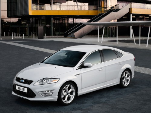 25 августа ожидается презентация нового Ford Mondeo