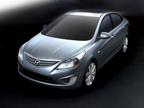 Жители России смогут выбрать название для новой модели Hyundai