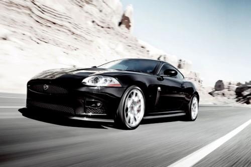 Jaguar выпустит спецверсию купе XKR в честь 75-го Дня рождения