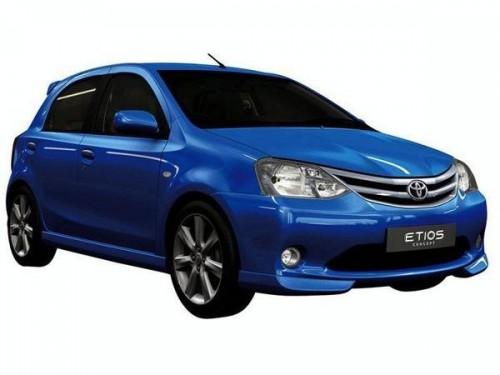 В 2012 году выйдет бюджетное авто от Toyota