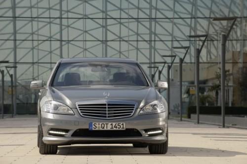 Mercedes-Benz раскрыл информацию о самом экономичном S-Class в своей истории