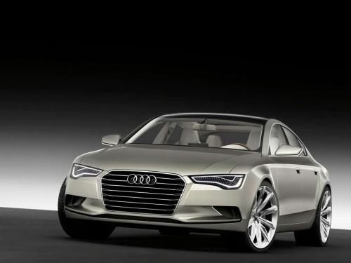 В Интернете появились первые снимки Audi A7 Sportback S-Line