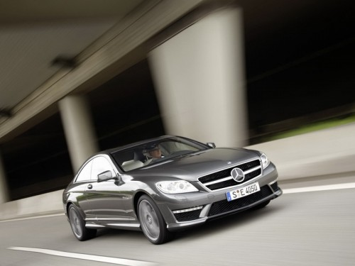 Mercedes-Benz презентовал CL63 AMG и CL65 AMG