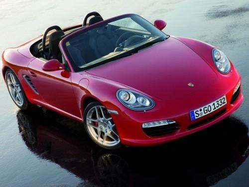 Porsche выпустит электрокар на базе Boxster