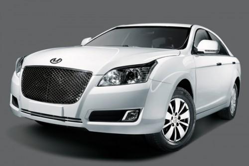 В производство запустят седан, «скрещенный» с Bentley