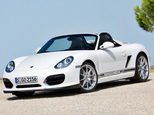 Porsche собирается представить младшего брата Boxster