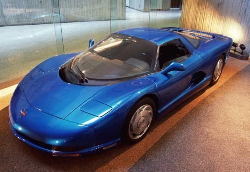 Следующий Chevrolet Corvette получит среднемоторную компоновку