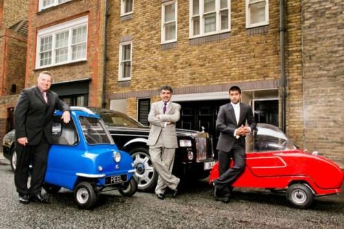 В Британии возродят самое маленькое авто в мире