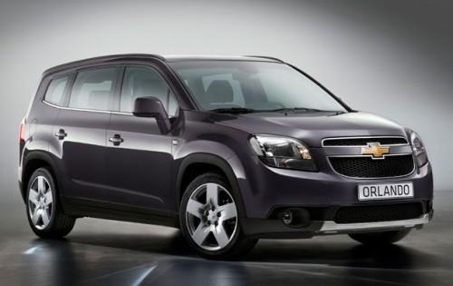 GM рассекретил европейский компактвэн Chevrolet
