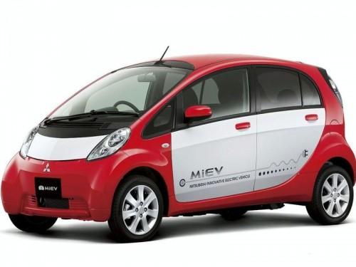 В Париж Mitsubishi приедет с европейской версией электромобиля i-MiEV