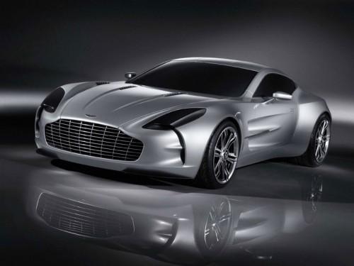 Aston Martin One-77 наградили самым мощным в мире атмосферным мотором