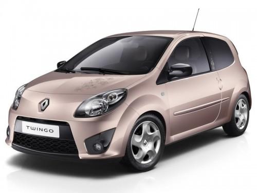 Дом моды Miss Sixty помог Renault оформить спецверсию модели Twingo