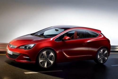 Opel GTC готов составить конкуренцию Scirocco