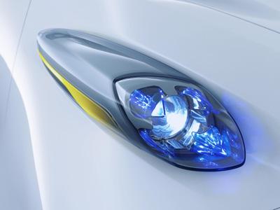 На автосалоне в Париже Nissan представит электрический прототип Townpod
