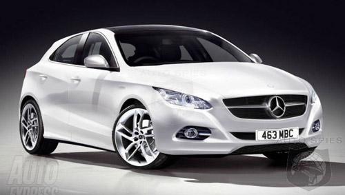 Mercedes-Benz готовит новый прорыв в компакт-классе