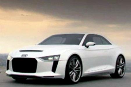 Ателье Giugiaro будет выпускать серийный спорткар quattro