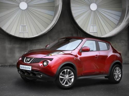 Уже в ноябре можно будет купить Nissan Juke с турбомотором