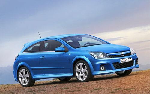 Конструкторы Opel и Lotus работают над новым Opel Astra OPC