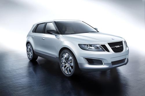 Руководство компании Saab официально представило новый кроссовер