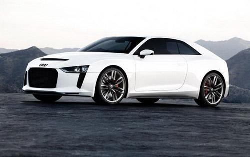 Юбилейный концепт Audi Quattro
