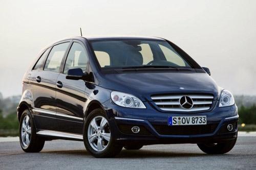 На новом Mercedes установят французские двигатели