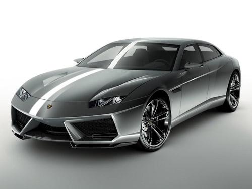 Компания Lamborghini снова будет выпускать большой седан