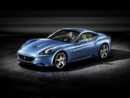 Ferrari готовит для Женевы нечто новое и необычное