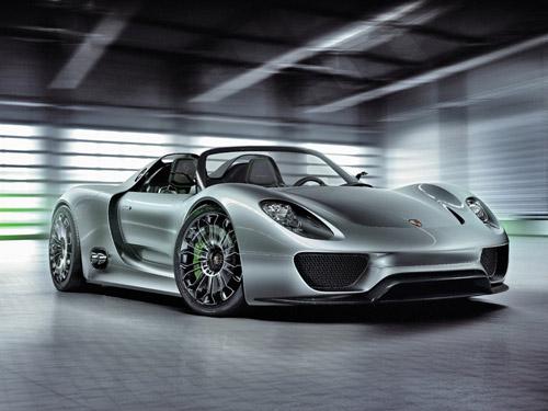 В Детройте Porsche покажет «нечто удивительное»