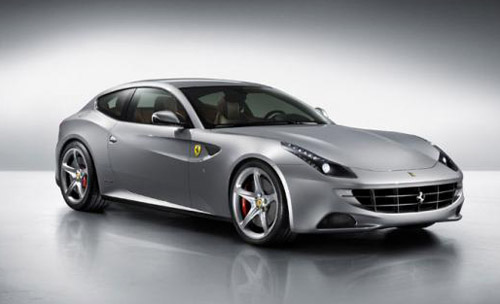 Представлен новый суперкар от Ferrari