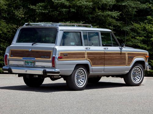 В 2013 году появится новый Jeep Grand Wagoneer