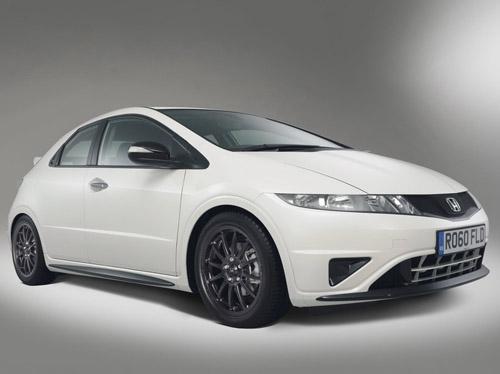 Для Европы готовится особое исполнение Honda Civic