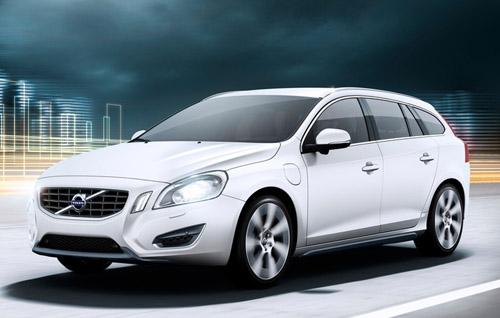 В Volvo создали дизельный гибрид