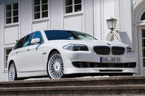 Alpina покажет в Женеве новый супер-BMW