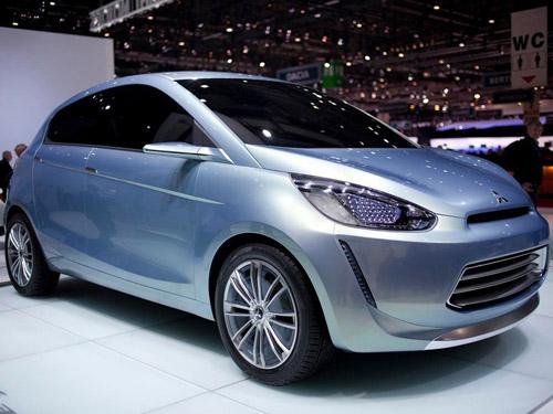 Mitsubishi привезла в Женеву маленький глобальный концепт