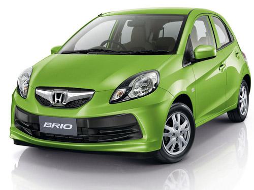 Honda выпустила эксклюзивную модель для Индии и Таиланда
