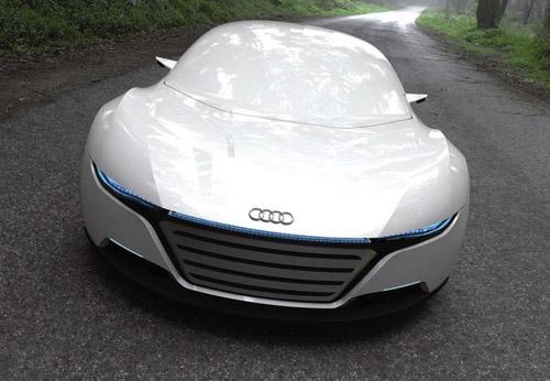 Audi готовит новый флагман А9