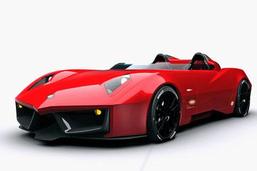 В Монако представят эксклюзивный итальянский суперкар