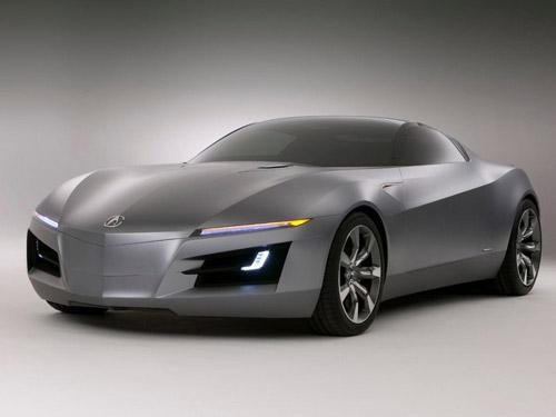 Honda возрождает знаменитый спорткар NSX