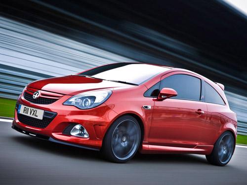 Представлена самая «агрессивная» Opel Corsa OPC
