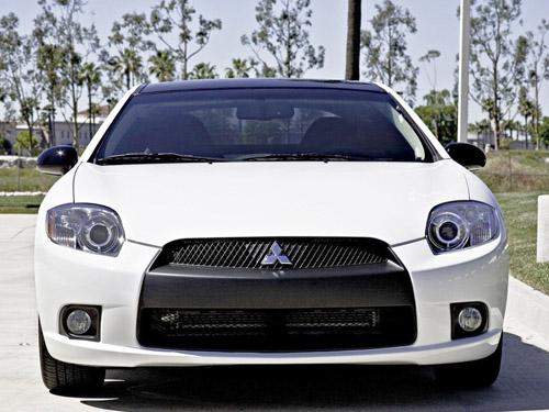 Mitsubishi выпустит «прощальную» версию Eclipse