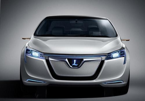 Тайваньский автопроизводитель Luxgen показал конкурента Chevrolet Volt