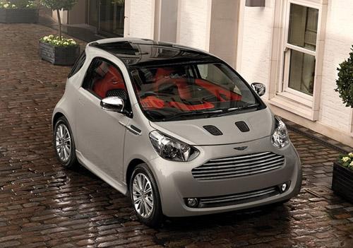 Aston Martin разработает электрический компакт