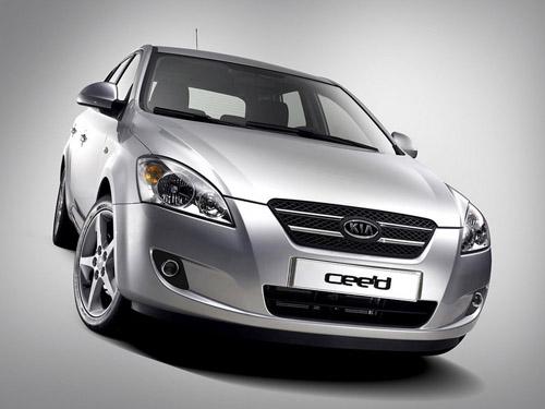 В 2013 году появится «заряженный» Kia cee'd