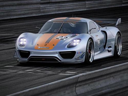 Porsche создаст новый спортивный флагман