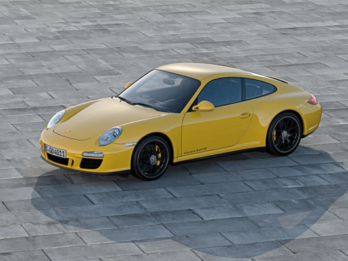 Представлен новый Porsche 911 Carrera 4 GTS
