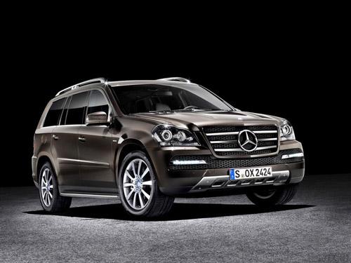 Mercedes-Benz выпускает Grand Edition модификацию GL-класса