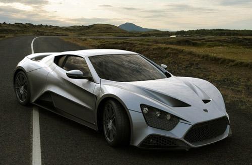 Компания Zenvo приготовила эксклюзивный суперкар для авторынка США