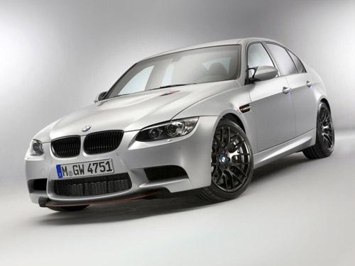На спецверсии BMW M3 дебютирует новая технология работы с карбоном