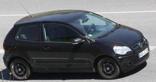 Volkswagen начал тестировать электрический Up!